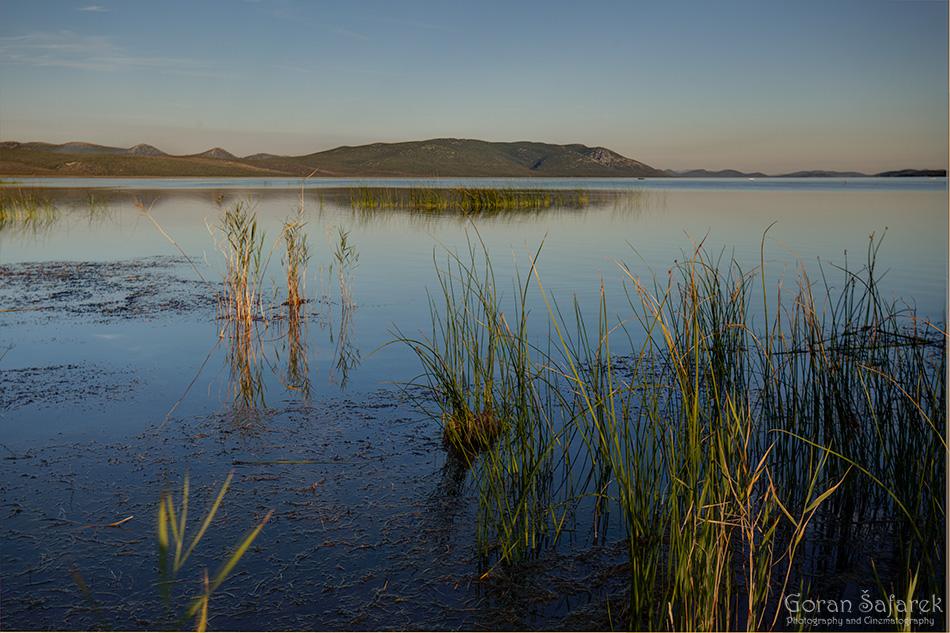 park prirode, vransko jezero, dalmacija, močvara