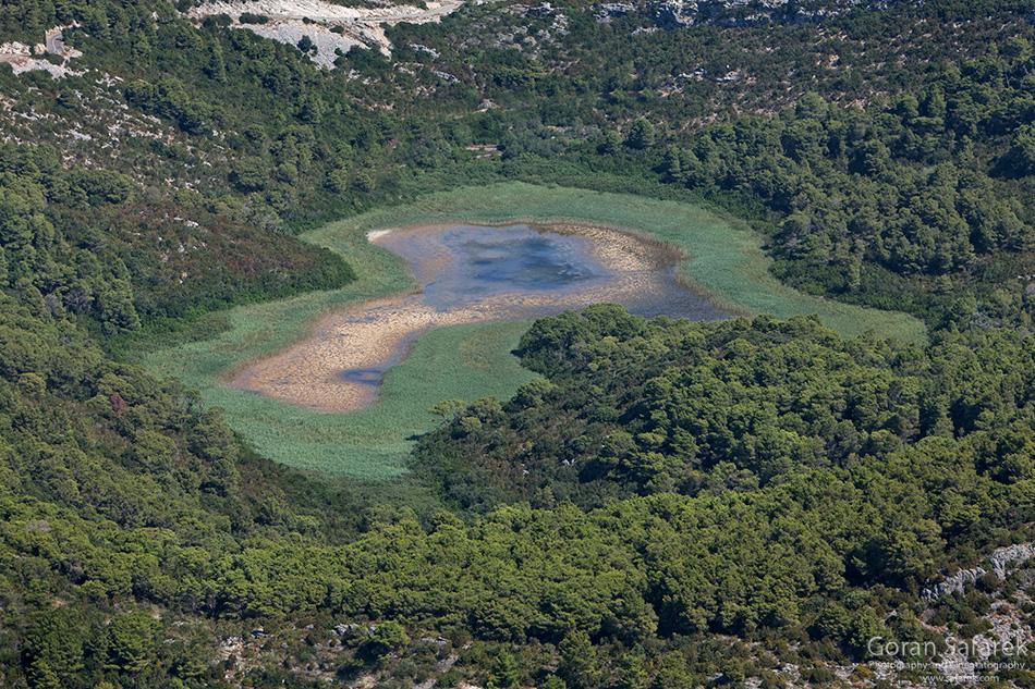 mljet, nacionalni park, jadransko more, tok,otoci, obala, jadran, blato, lokva