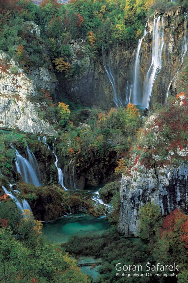 plitvička jezera, nacionalni park, sedra, voda, slap, vodopad, Sastavci, Plitvice