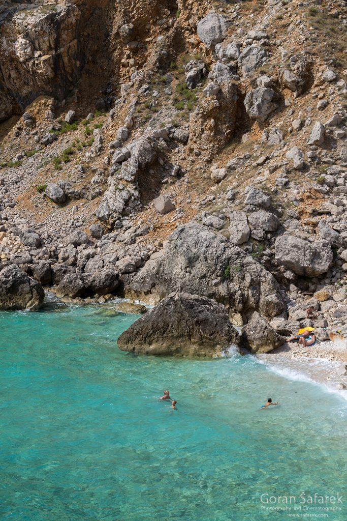 kvarner, otoci, jadran,jadransko more,obala, cres, plaža, mali bok