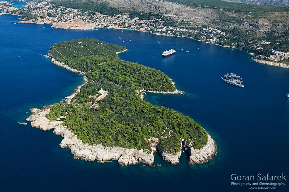 dubrovnik, krš, jadransko more, obala, jug, lokrum, otok