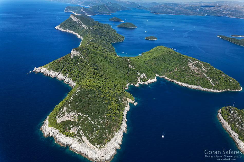 dubrovnik, krš, jadransko more, obala, jug,Elafiti, otoci, krš