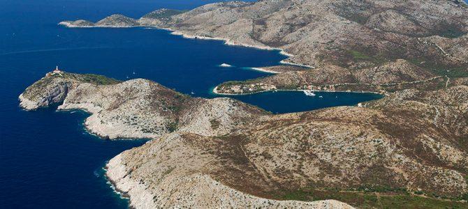 Lastovsko otočje – od krša do šarenih dubina podmorja