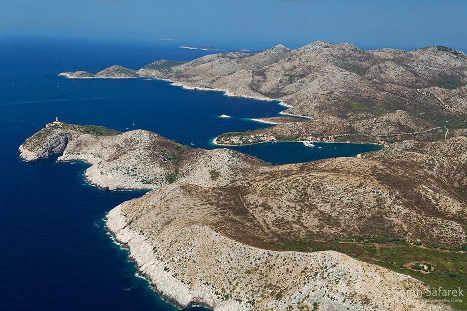 lastovo, dalmacija, otok, skrivena luka
