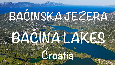 NOVI VIDEO: Baćinska jezera