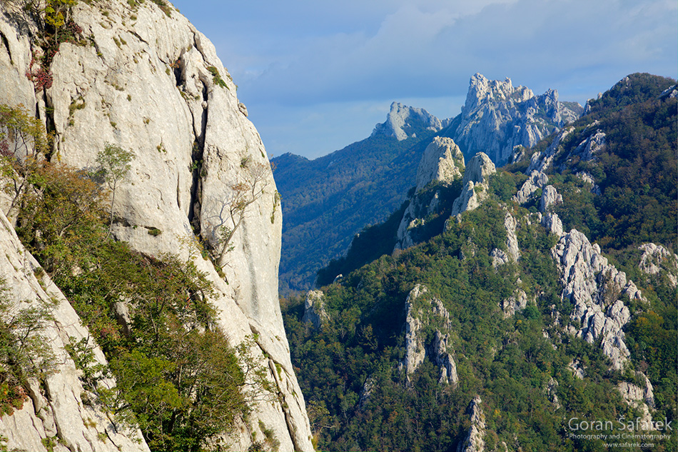 velebit, planina, lika, nacionalni park, park prirode, krš, Dabarski kukovi