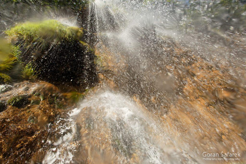 plitvička jezera, nacionalni park, sedra, voda, slap, vodopad