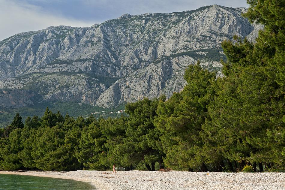 biokovo, park prirode, makarska, planine, plaža,obala