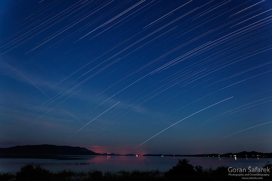 fotografija prirode, astrofotografija, noć, zvijezde
