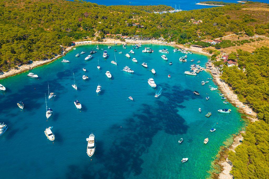 pakleni otoci, paklinski otoci, jadransko more, hvar