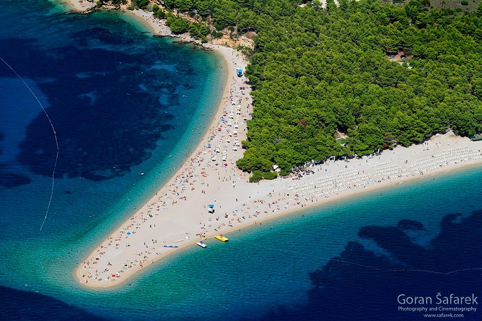 Zlatni Rat, najpoznatija jadranska plaža